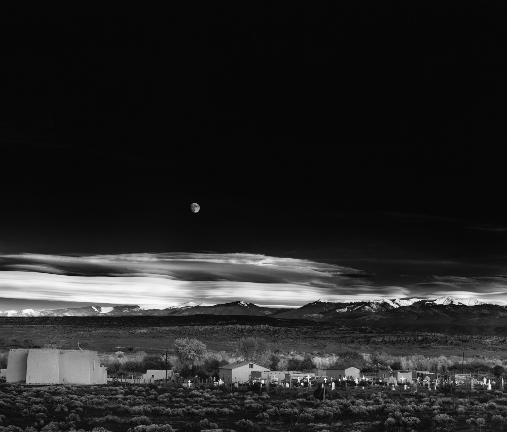 Moonrise, Hernandez NM